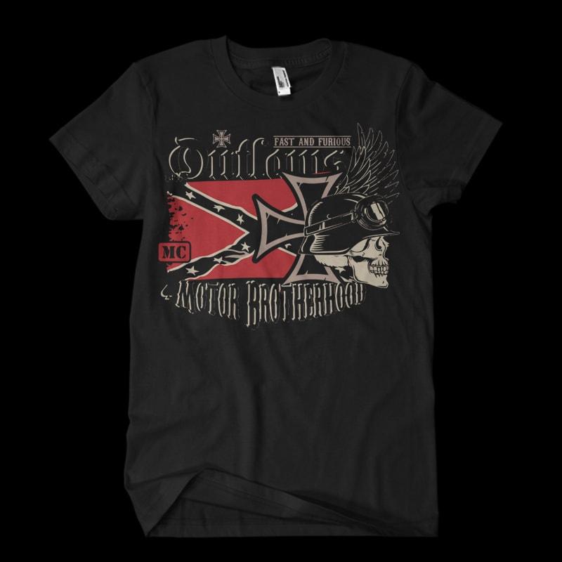 BIKER DESIGNS BUNDLE t shirt design png