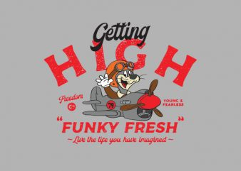 getting high commercial use t-shirt design