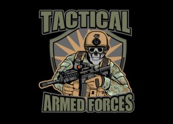 skull army buy t shirt design artwork