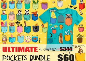 Ultimate pockets bundle
