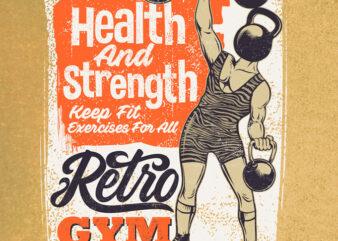 retro gym 2