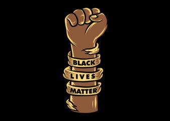 hand fight black lives matter design for t shirt buy t shirt design artwork