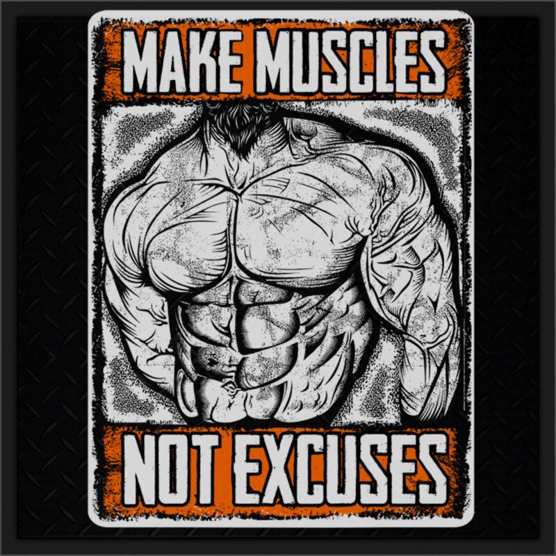 Big Sale Fitness and Retro Gym Bundle