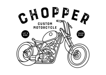 Chopper 3 t shirt design to buy