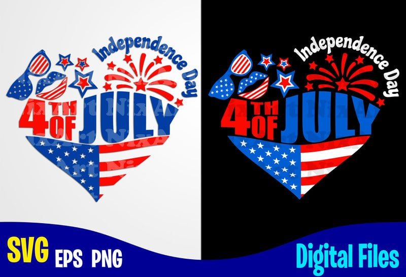 Patriotic PNG File All American Striped Leopard Hand Sketched Sublimation Design for Digital Download and Printable