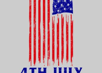 america's independence day vector design t-shirt template buy t shirt design