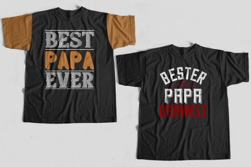50 Best Selling Father Day Bundle, Father's Day Bundle, Dad Day Bundle, Papa Day Bundle, Grandfather Day Bundle T-Shirt Design for Commercial Use