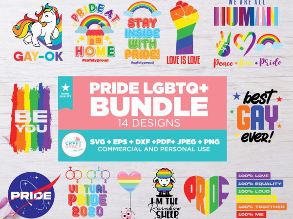 Instant Download LGBTQ Pride Gay 2020 svg, dxf, pdf, eps, png, jpeg buy t shirt design for commercial use