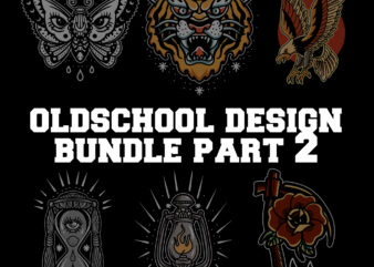 oldschool design bundle part 2