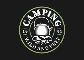 Camping Teapot
