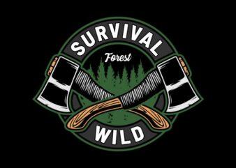 Survival Ax