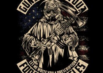 GUNS OFFEND YOU