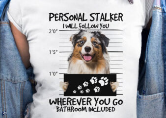 1 DESIGN 30 VERSIONS – DOGS Personal Stalker