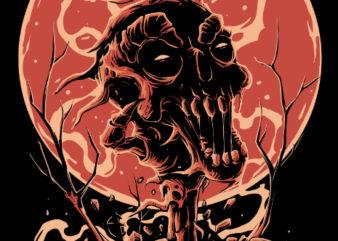 halloween night of the living dead