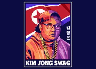 KIM JONG SWAG