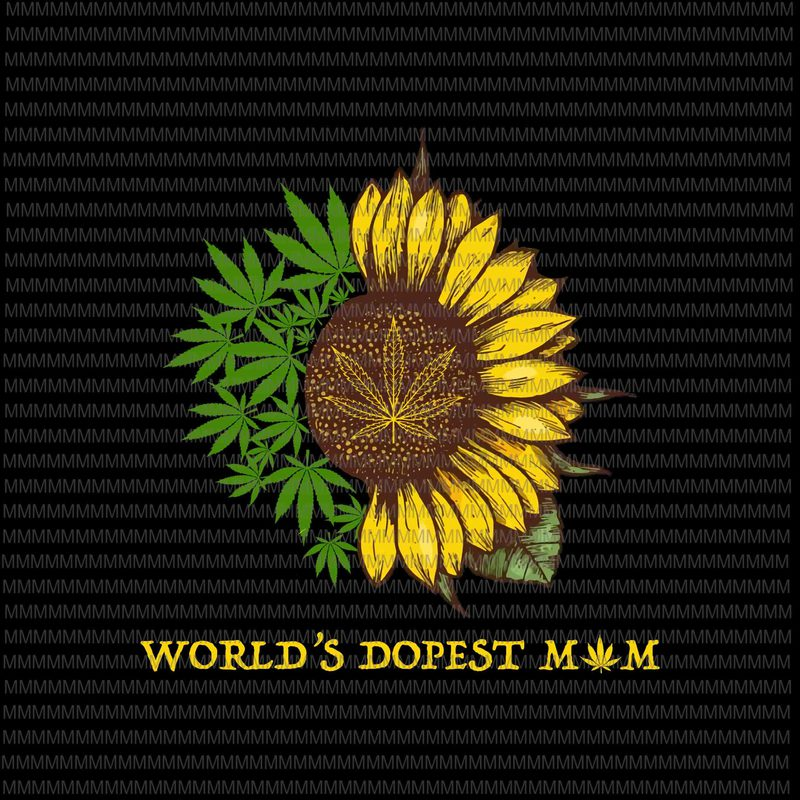 Free silhouette sunflower cut file