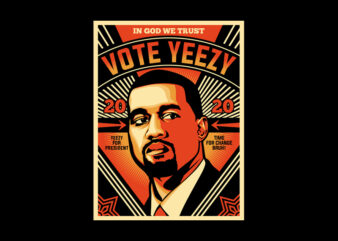 VOTE YEEZY