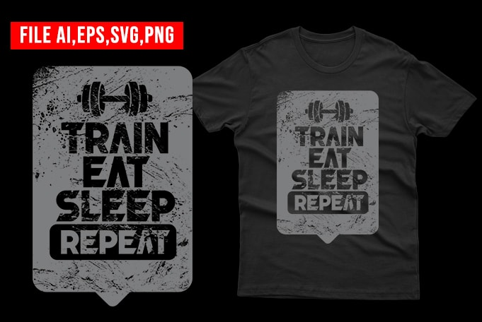 Fitness & gym bundle t shirt graphic design motivational quotes
