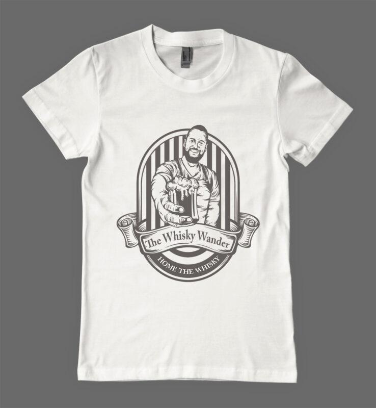 Beer t-shirt design