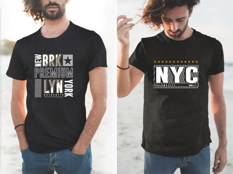 106 Urban Street T Shirt Design Vector Bundle New York City California Los Angeles The Bronx T Shirt Designs Pack Collection Eps Svg Png Buy T Shirt Designs