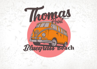 Volkswagen Car T-shirt Design
