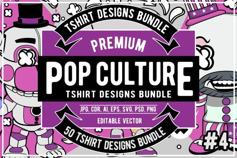 50 Pop Culture Bundle #4