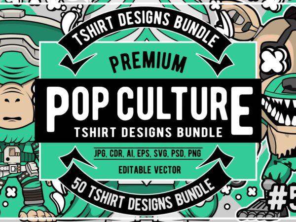 50 Pop Culture Bundle #5