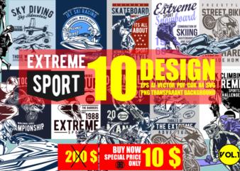 Bundle Extreme Sport Vol.1