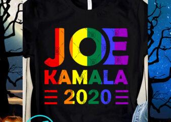 Joe Kamala 2020 SVG, America SVG, LGBT SVG, Quote SVG