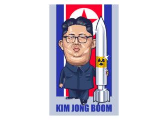 KIM JONG BOOM