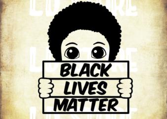 Black Lives Matter (4) Svg, African American Woman Svg, Black woman svg, Afro svg, Afro woman svg, Powerful svg, Beautiful svg, Queen svg