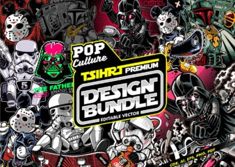 Pop Culture Design Bundle
