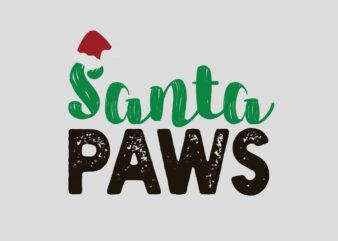 Santa Paws Dog Lover