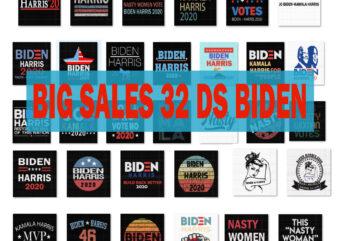 Big sales 32 design: biden harris, biden harris 2020 png, biden harris svg, biden 2020, biden 2020 svg, joe biden, joe biden svg, biden