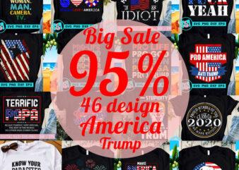 Big Sale 95% America Trump SVG, Donald Trump SVG, Trump 2020 SVG, Digital Download