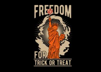 Halloween Liberty