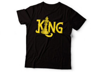 king tshirt design|father's day t-shirt design for commercial use