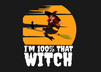 100 Witch Halloween