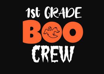 1st Boo Grade Halloween