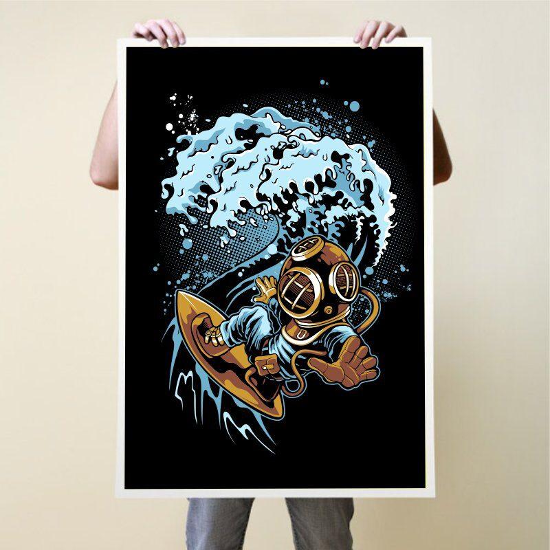 CARTOON T-SHIRT DESIGN BUNDLE #1 - Buy t-shirt designs