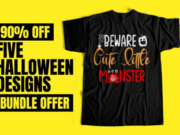Halloween Bundle Designs – Trending Designs – Monster – Scary – Trick or Treat
