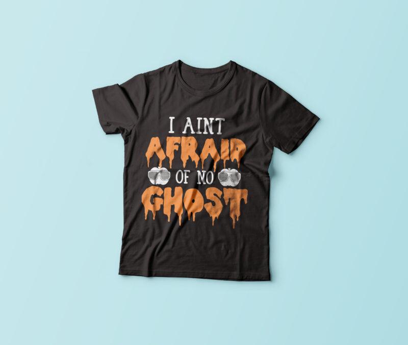 25 Halloween Tshirt Design Bundle