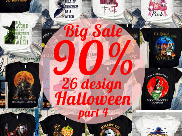 Big Sale Halloween PNG, Happy Halloween PNG, Movies PNG, Witches PNG, Cancer PNG Digital Download t shirt template