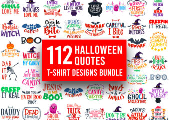 Halloween bundle, 112 Bestselling Halloween T-Shirt Design Bundle, 112 Bestselling Halloween T-Shirt Bundle, Fishing Bundle for Commercial Use