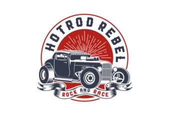 HOTROD ROCK AND RACE