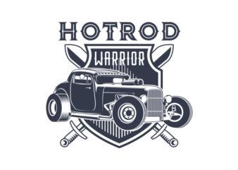 HOTROD WARRIOR
