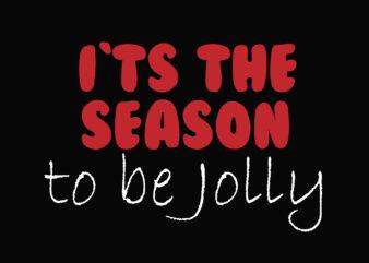 Season To Be Jolly Christmas