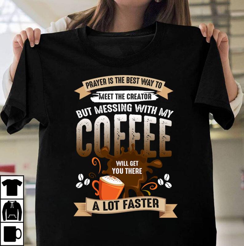 Coffee Bundle Part 1 – 50 Designs – 90%OFF