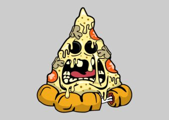 Pizza Monster Piramid