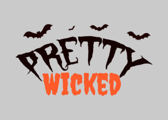 Pretty Wicked Halloween